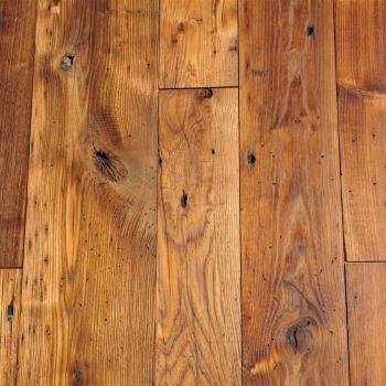 reclaimed red oak floor