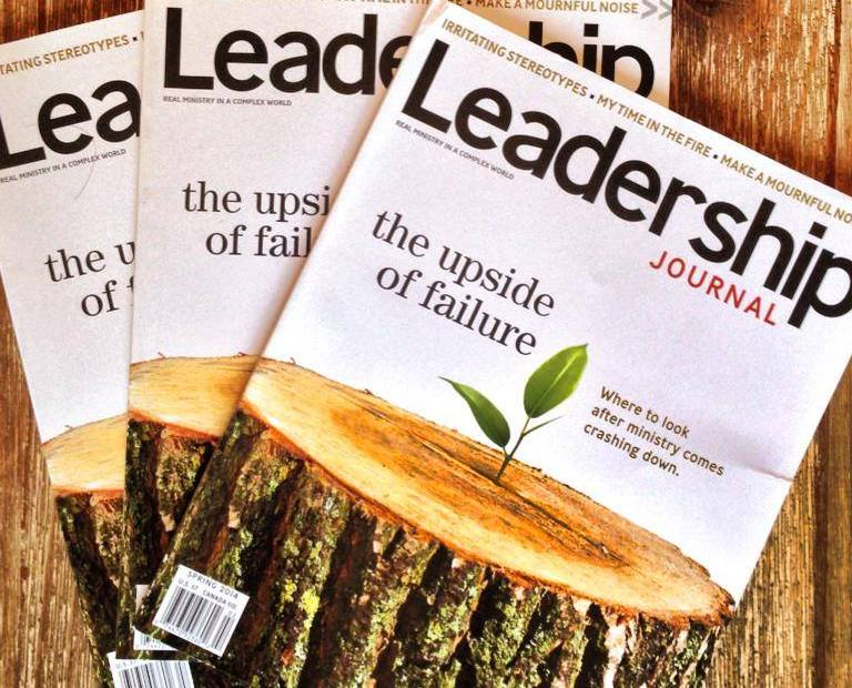 leadership journal giveaway