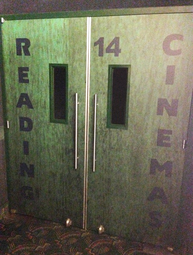 Theater Auditorium Door Design