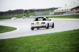 MX5 Snetterton track day