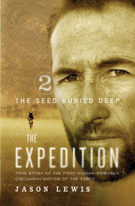 Purchase The Expedition trilogy book 2, The Seed Buried Deep