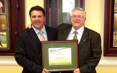 Jason Helman named PGA of Canada Teacher of the Year