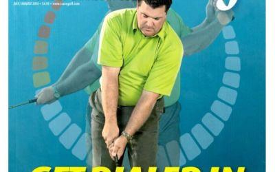 Score Golf Magazine – Gauge Your Arsenal with Jason Helman
