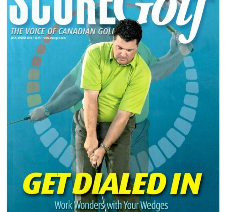 Score Golf Magazine – Gauge Your Arsenal with Jason Helman