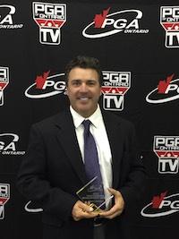 Jason Helman PGA of Ontario Professional Development Award