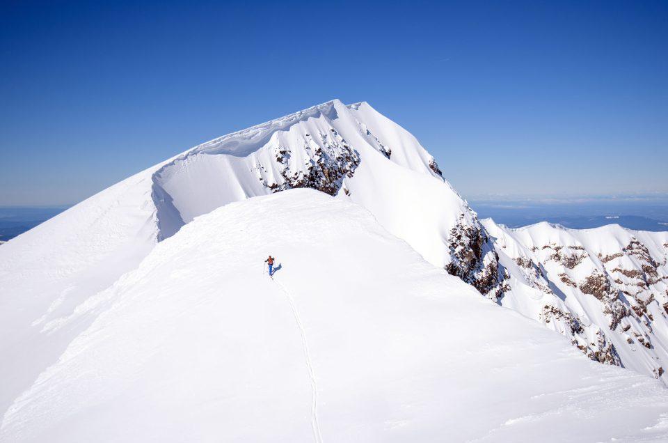 Mount Saint Helens, High Orbit