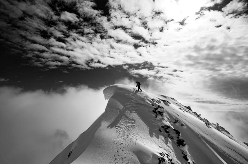 Mt. Skokomish, North Face