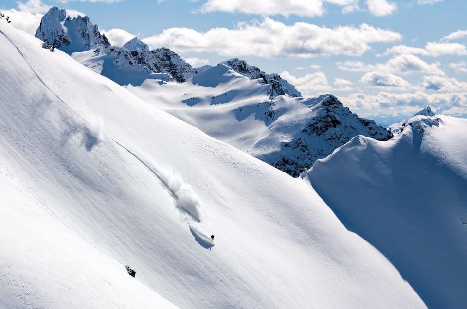 Daniel to Big Snow Traverse