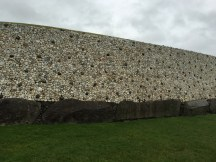 Newgrange up close.