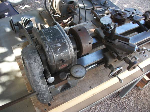 Atlas Metal Lathe Model 618