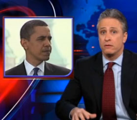 More Daily Show Genius
