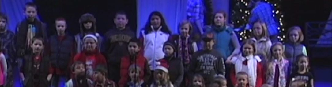 The 2013 JCC Kids Christmas Play