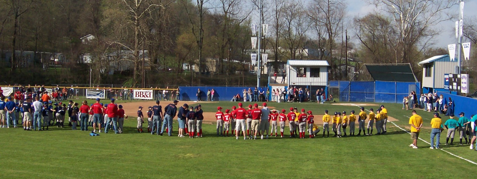 Little League Opening Day, 2008