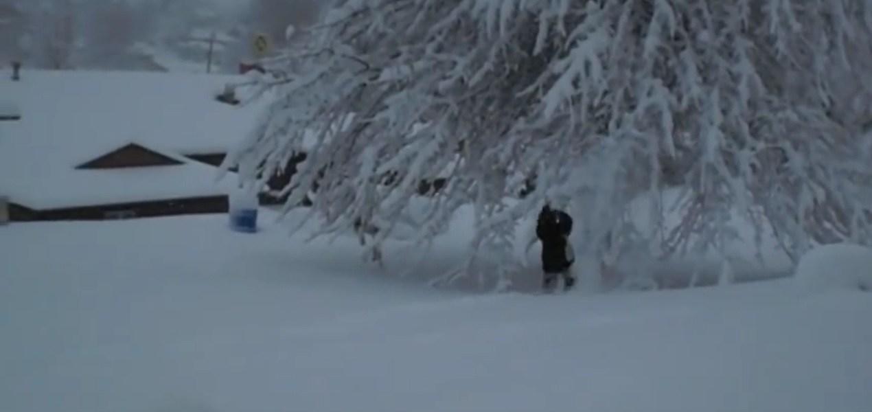More Snow…