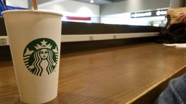Starbucks at PIT
