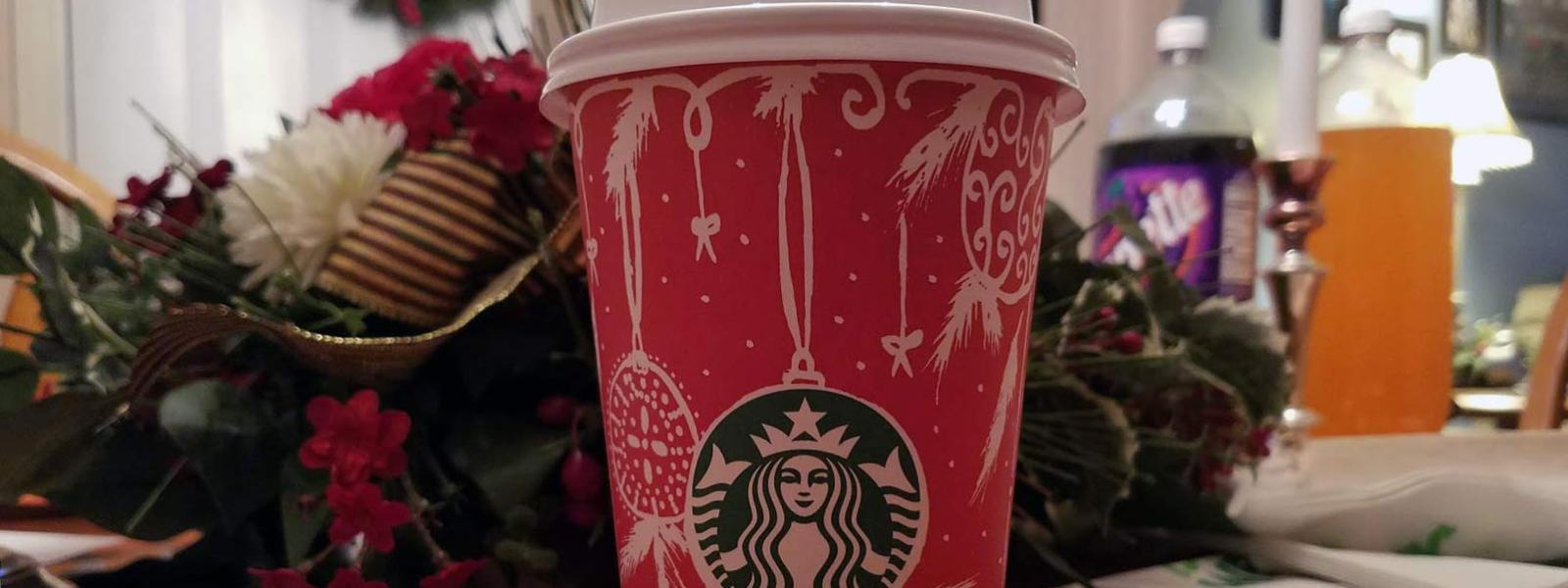 Starbucks Peppermint Hot Chocolate
