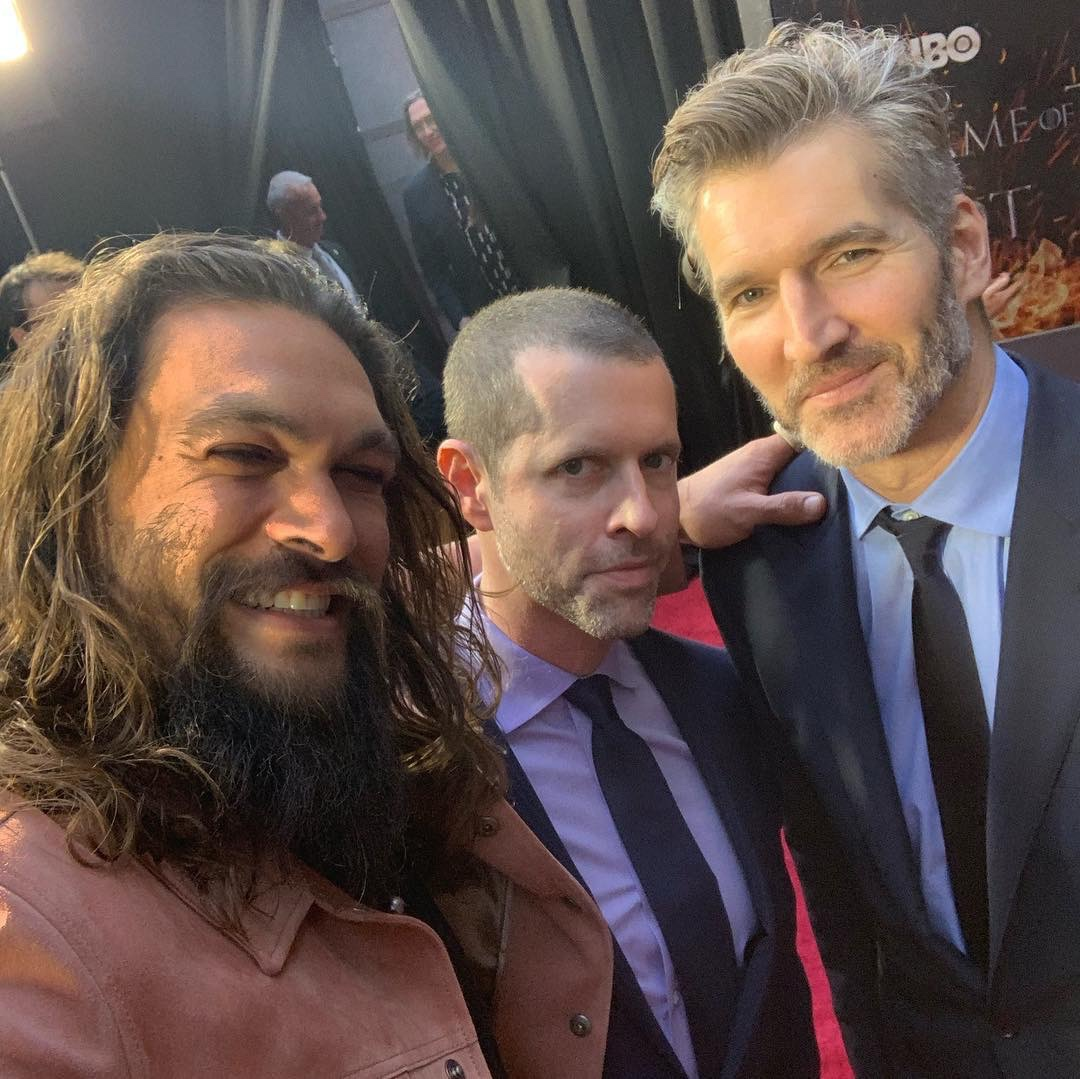 Jason Momoa's Reaction To Game Of Thrones Finale Is All Of Us