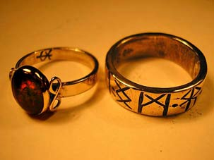Jason Of England Designer Maker Of Magical Runic Jewellery