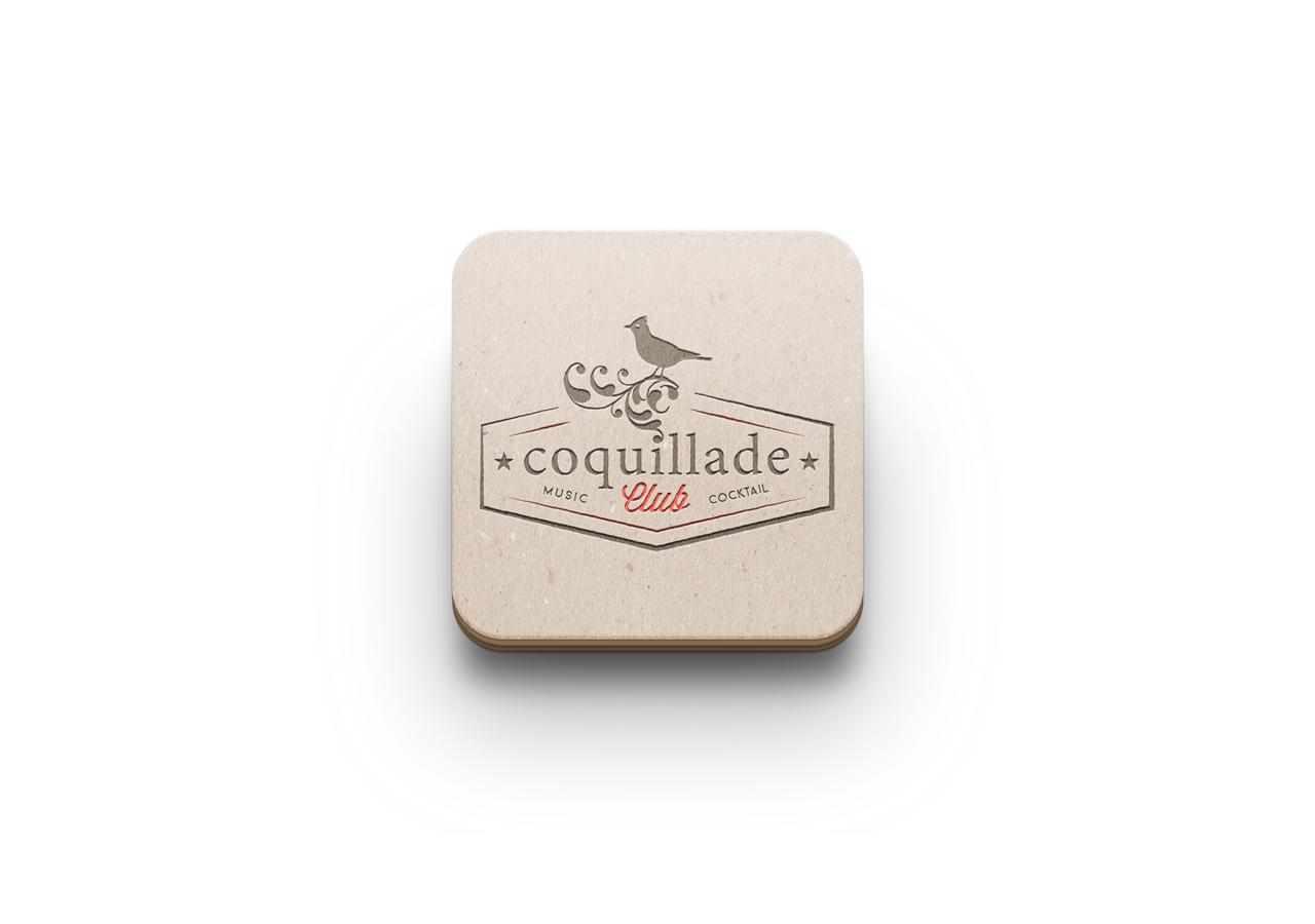 Logo Coquillade Club