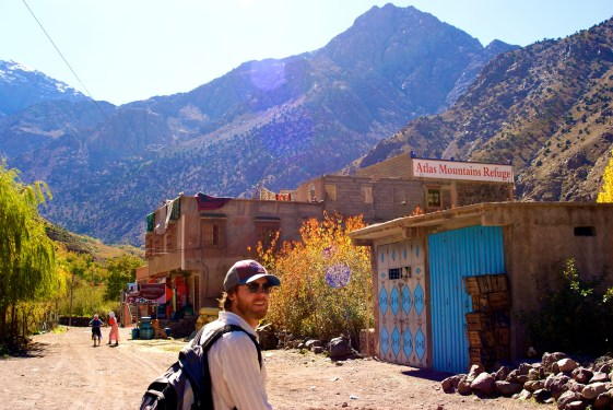 Atlas Mountains Refuge