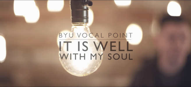 It Is Well With My Soul - Vocal Point