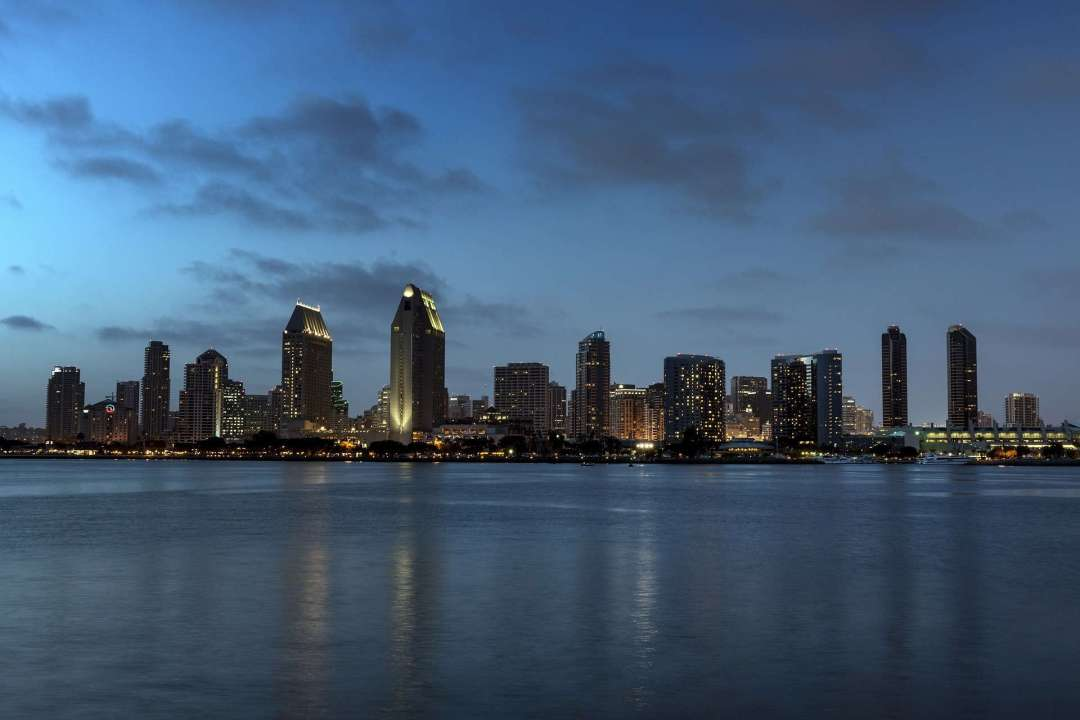 VA Loan in San Diego Skyline