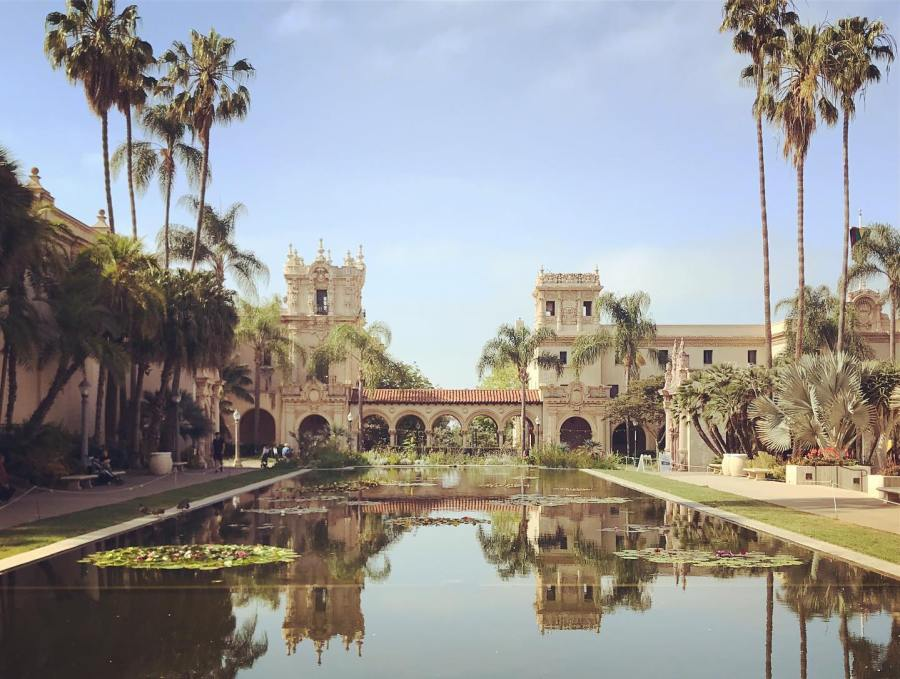 San Diego Balboa Park 4