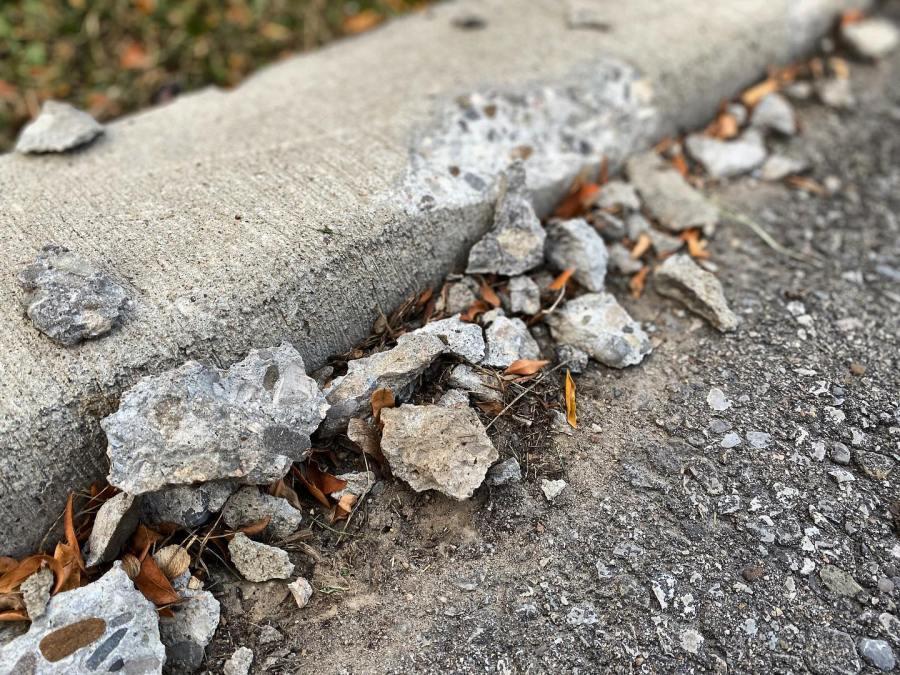 Street Crumble