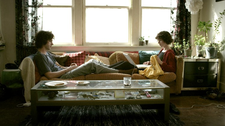 Miranda July and Hamish Linklater in The Future (2011)