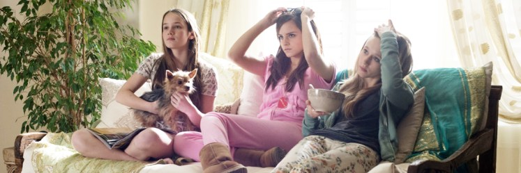 The Bling Ring  (2013), directed by Sofia Coppola and starring Emma Watson and Leslie Mann.