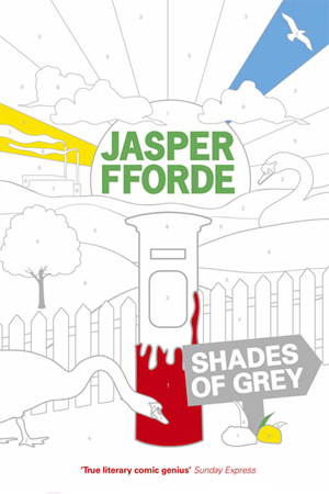 UK edition of Shades of Grey