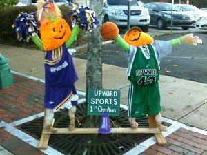 Boo-Who Scarecrow Contest