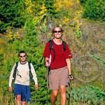 Go hiking around Jasper townsite.