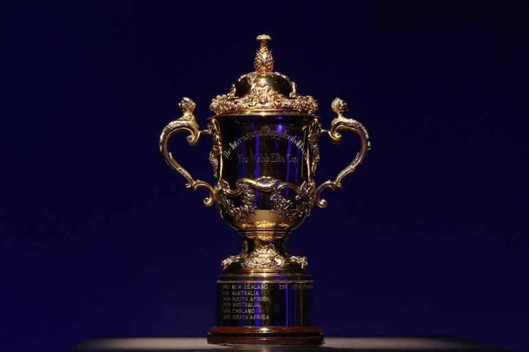 IRB Rugby World Cup 2015
