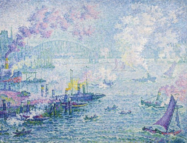 Paul_Signac_-_The_Port_of_Rotterdam_-_Google_Art_Project