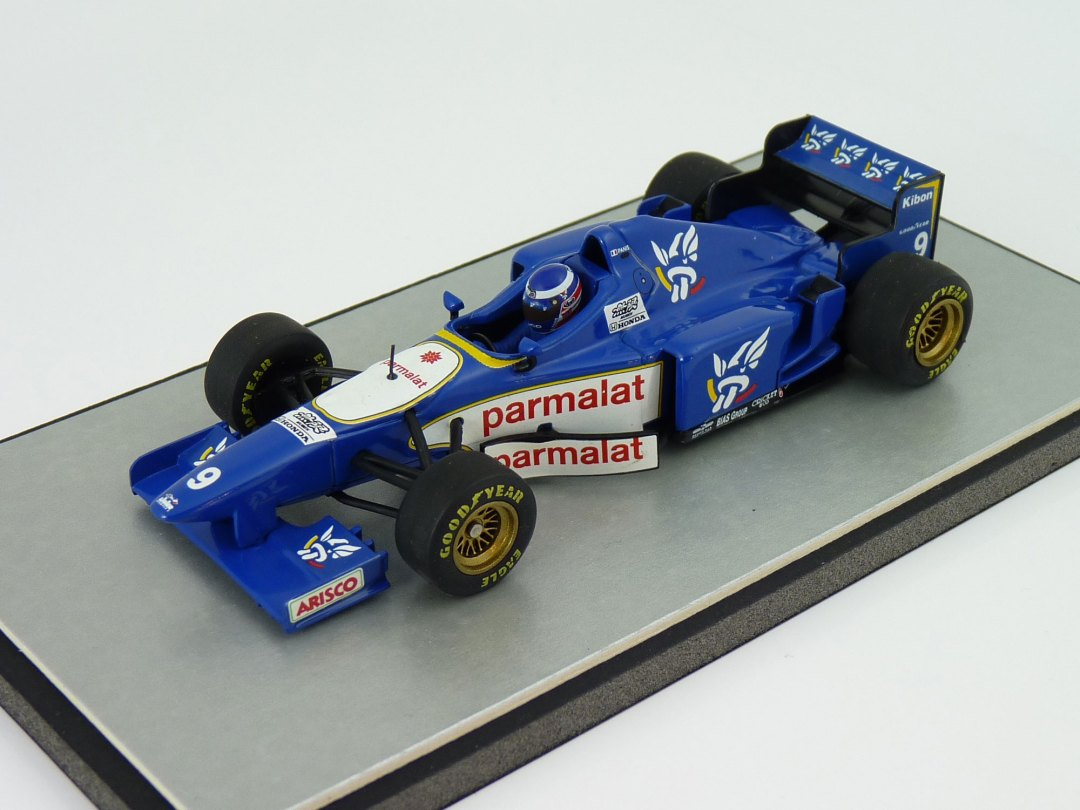 Minichamps Ligier JS43 - Panis Diecast Model Collection