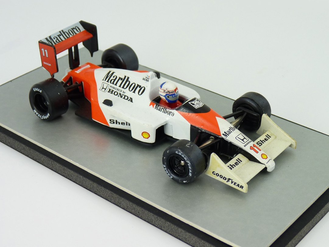 Onyx McLaren MP4/5 Prost Diecast Model Collection