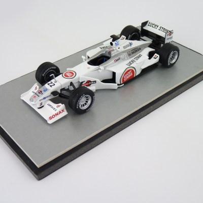 2000 - Jacques Villeneuve BAR 002 - F1CC