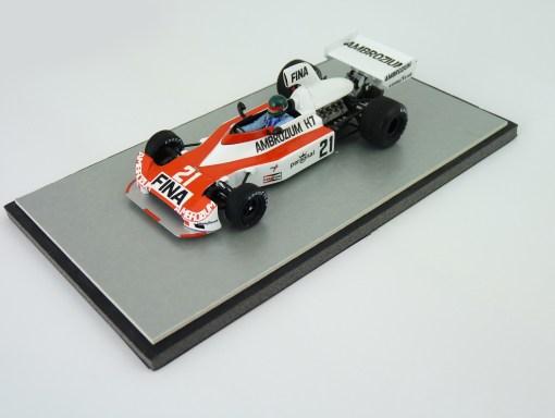 1975 - Jacques Laffite Williams FW05 - Spark