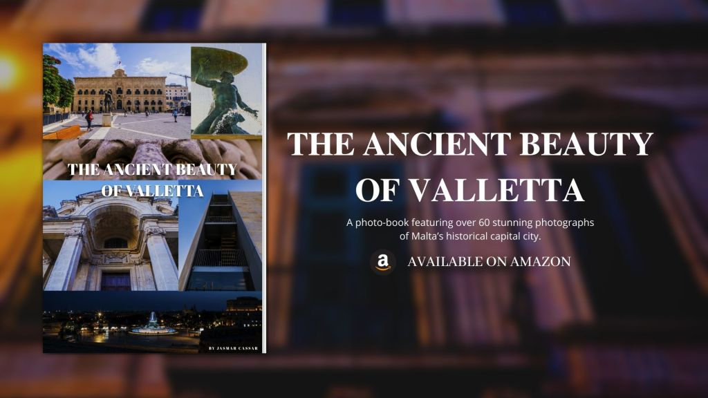 ***The Ancient Beauty of Valletta (Promo)