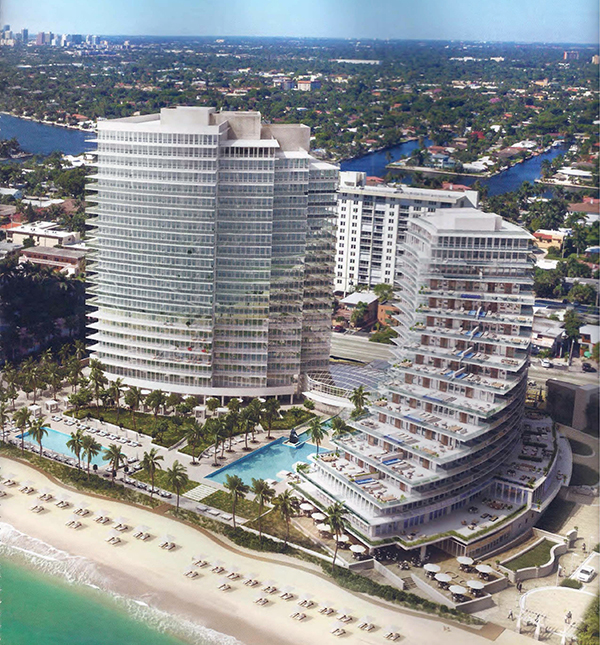 Auberge Condo on North Fort Lauderdale Beach