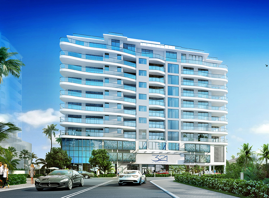 321 At Waters Edge new constrcution on Fort Lauderdale's Beach