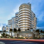 The Gale Residences steps away from Ft Lauderdale's famous beach.