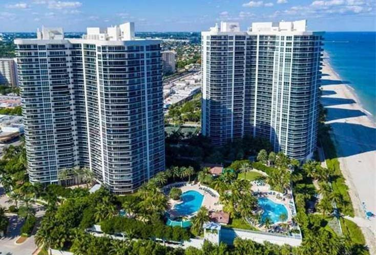 L'Hermitage Condos for sale on Galt Ocean Mile Fort Lauderdale