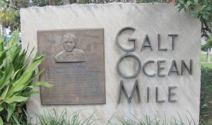 Galt Ocean Mile hones for sale in Fort Lauderdale