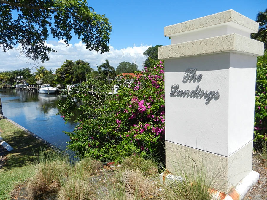 The landings Homes for sale in Fort Lauderdale