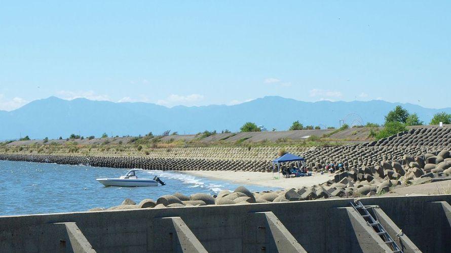ついに発見!本当にあった名古屋から近すぎる幻の海水浴場!車で30分+α!