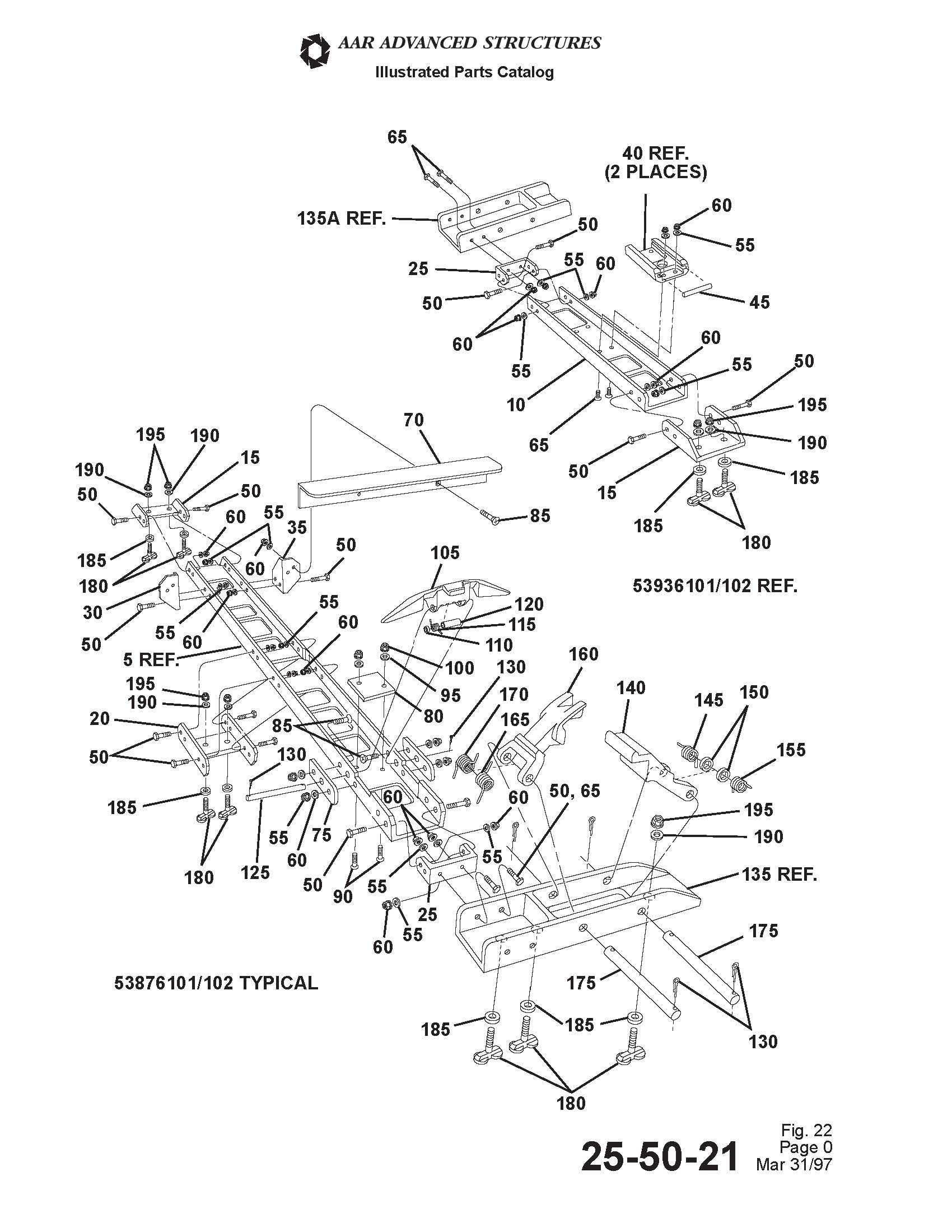 Boeing 747 Parts