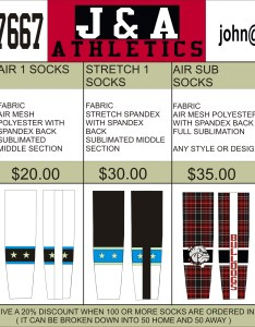 Sublimated hockey shells socks hoooded sweats and yes ties look different also    athletics custom sportswear for your team page rh jathletics