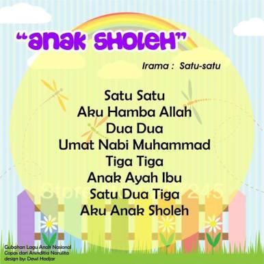 lagu anak anak islami 1